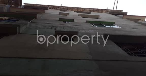 2 Bedroom Flat for Rent in 9 No. North Pahartali Ward, Chattogram - Beautiful Flat Of 900 Sq Ft Is Vacant Right Now For Rental Purpose In Kaibalyadham Housing Society
