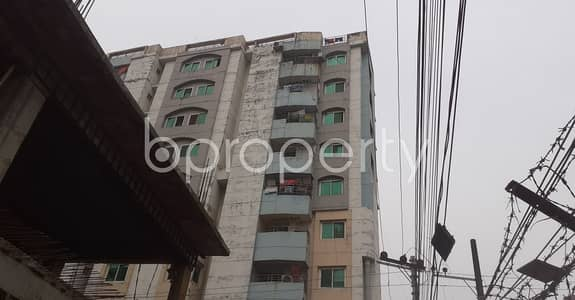 2 Bedroom Flat for Rent in 33 No. Firingee Bazaar Ward, Chattogram - We Bring You A Nice Residence Of 900 Sq Ft For Rent In Firingee Bazaar Ward