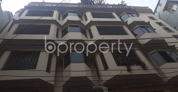 2 Bedroom Flat for Rent in Khulshi, Chattogram - Check This 1000 Square Feet Flat In Zakir Hossain Housing Society For Rent Which Is Ready To Move In