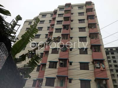 3 Bedroom Flat for Sale in Bayazid, Chattogram - Next To Jame Moshjid O Forkania Madrasha, This Ready And Comfortable Apartment Is Up For Sale.
