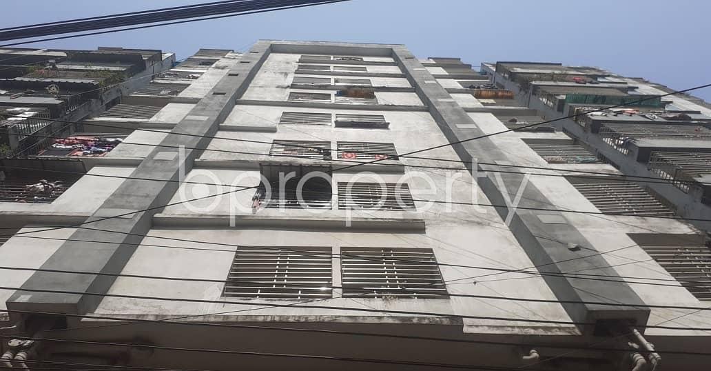 Check This 1300 Sq. Ft Apartment Up For Sale At 14 No. Lalkhan Bazaar Ward.