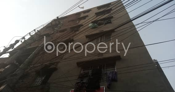 3 Bedroom Flat for Sale in Hazaribag, Dhaka - This 900 Sq. Ft. Flat Is Up For Sale Near By Baitul Salat Jame Masjid At Kalunagar.