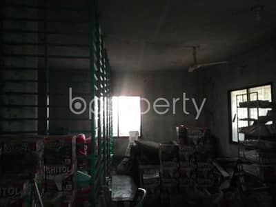 Warehouse for Rent in Bayazid, Chattogram - Commercial Warehouse For Rent In Shahid Nagar Adjacent To Hashem Bazar.