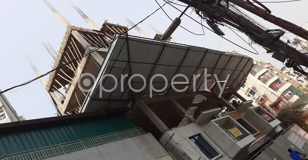 Obtain This Well Fitted Flat Of 1850 Sq Ft Which Is Up For Sale In Lalmatia