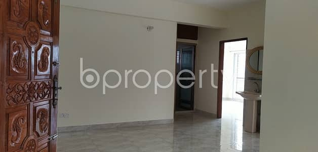 3 Bedroom Apartment for Sale in Badda, Dhaka - For Selling Purpose This 1250 Sq>Ft Flat Is Now Vacant In Uttar Badda
