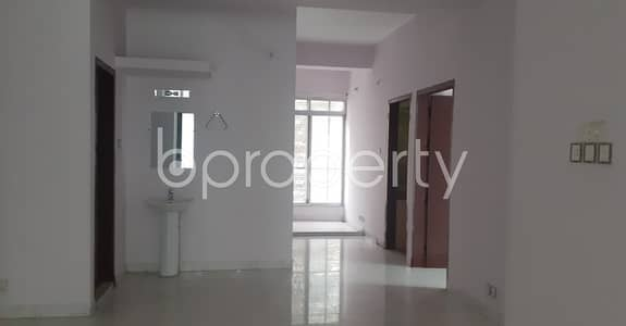 Remarkable Apartment Of 1600 Sq Ft Is Up For Rent In South Khulshi