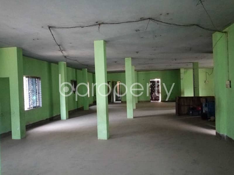 Take A Look At This 4000 Square Feet Commercial Space For Rent In Bayazid Near By Mirpara Masjid