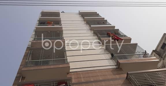 2 Bedroom Apartment for Rent in Badda, Dhaka - Artistically Designed 800 Sq Ft Apartment For Rent In Jagannathpur Adjacent To Saudi Masjid.