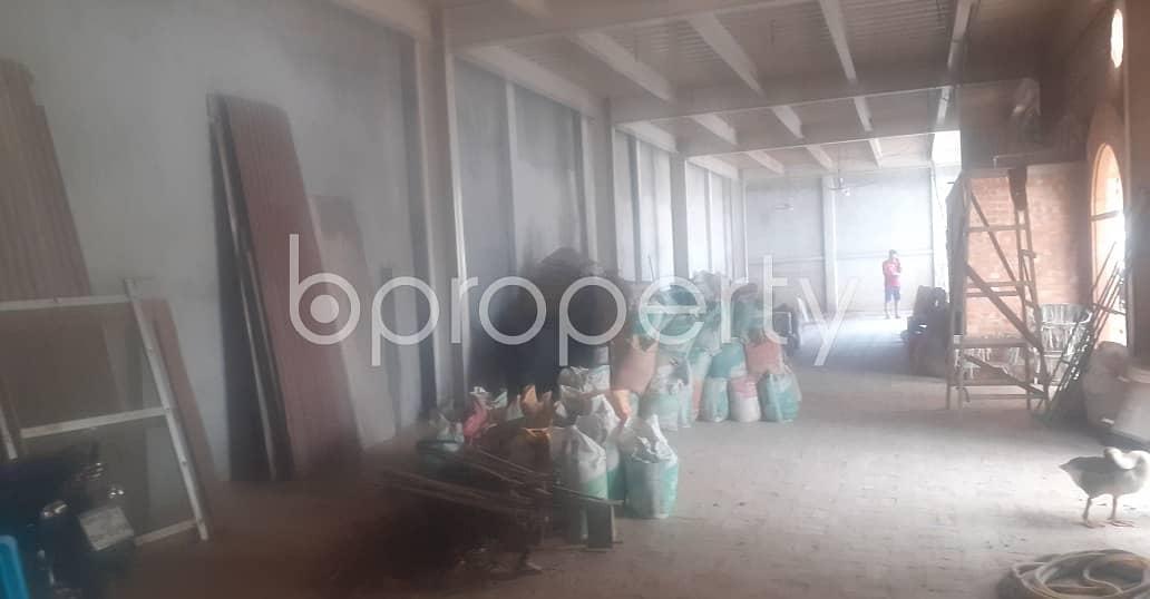 3200 Sq Ft. Commercial Office For Rent In Bakshi Bazar