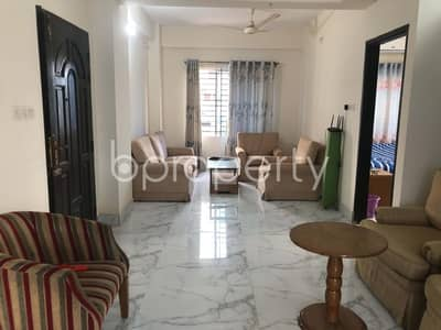 2 Bedroom Flat for Sale in Aftab Nagar, Dhaka - Residential Inside