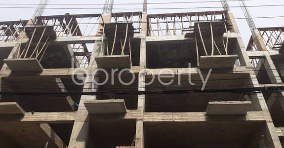 3 Bedroom Apartment for Sale in Bashundhara R-A, Dhaka - Worthy 1675 SQ FT residence is for sale at Bashundhara R-A, Block D