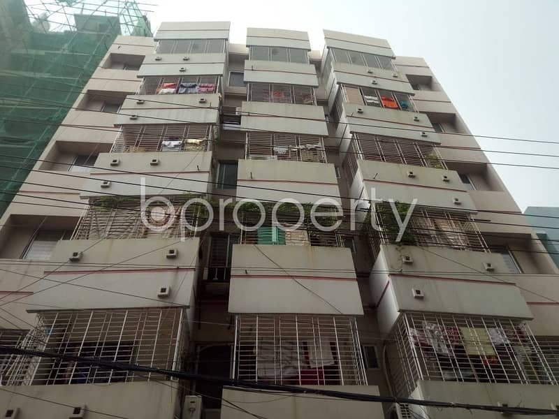 Choose Your Destination At This Flat Which Is Available For Rent In Uttara Near Trust Bank Limited