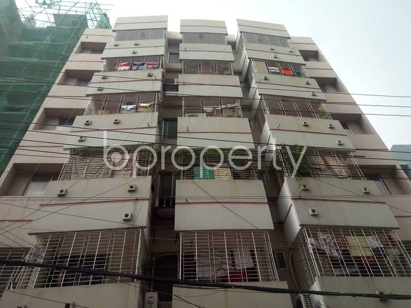 We Have A Ready Flat For Rent In Uttara Nearby Trust Bank Limited