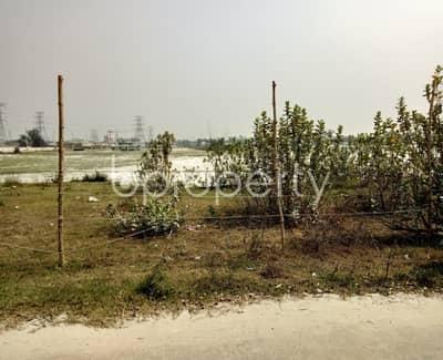 Plot for Sale in Aftab Nagar, Dhaka - 1