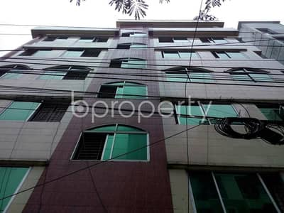 Near NSU 800 SQ FT flat for rent in Bashundhara R-A