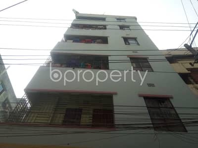 2 Bedroom Apartment for Rent in Tejgaon, Dhaka - Evaluate This 600 Sq Ft Flat For Rent At Tejgaon