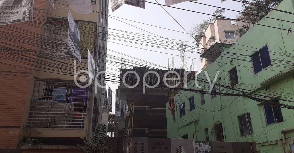 An Apartment Which Is Up For Sale At Dhanmondi Near To Nimtola Temple