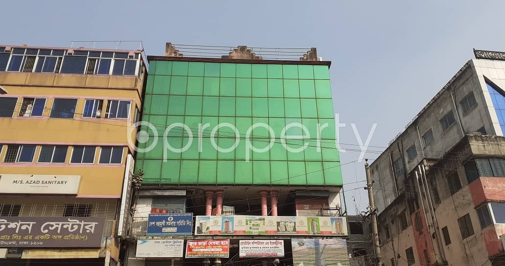 Garb This 1200 Square Feet Commercial Space For Rent At Mirpur Road
