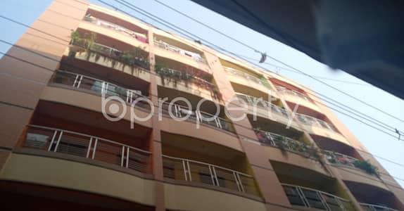 ভাড়ার জন্য BAYUT_ONLYএর অ্যাপার্টমেন্ট - ডাবল মুরিং, চিটাগাং - Looking for a nice home to rent in South Agrabad, check this one which is 1200 SQ FT
