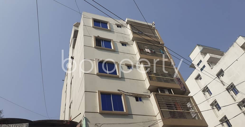 Commercial Shop Of 160 Sq Ft Is Ready For Rent At Mohammadpur