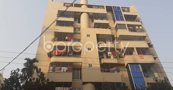 3 Bedroom Apartment for Rent in Jamal Khan, Chattogram - Remarkable 1670 Sq Ft Artistically Designed Apartment For Rent In Shahid Saifuddin Khaled Road, Jamal Khan.