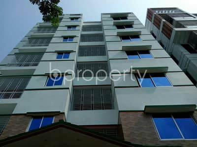 Ready Flat 2540 Sq Ft Is Now For Rent In Bashundhara Nearby Madinatul Ulum Madrasa Masjid