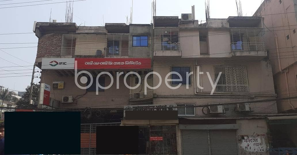 Remarkable 400 Sq Ft Artistically Designed Shop For Rent In Mirpur, Mazar Road.