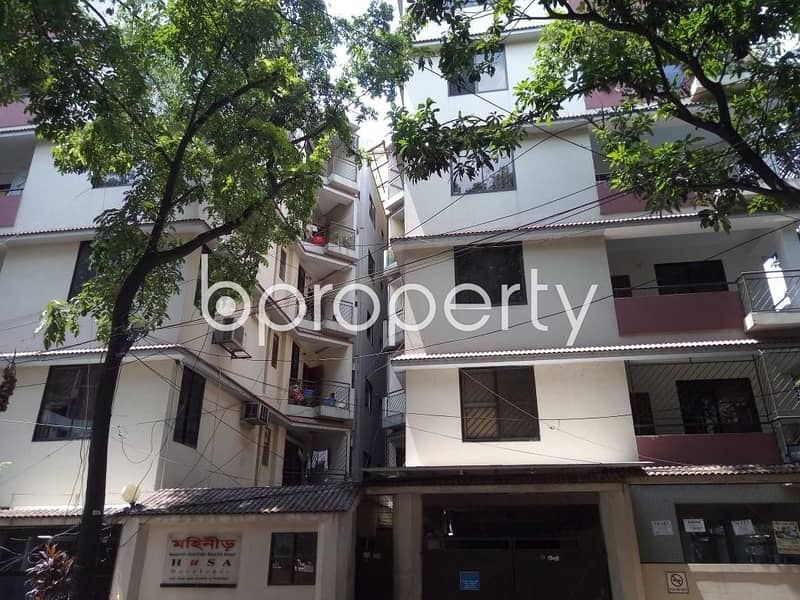 1300 SQ FT apartment is up for rent at Banani near to Banani Bidyaniketan School & College