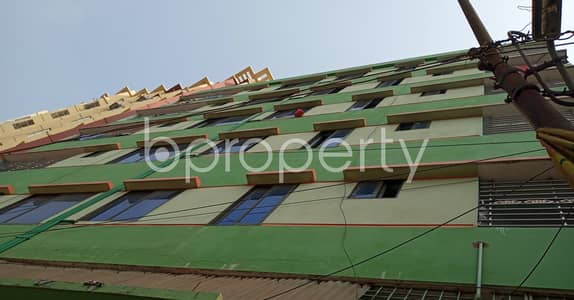 1 Bedroom Flat for Rent in 7 No. West Sholoshohor Ward, Chattogram - Affordable 1 Bedroom Flat Up For Rent In Chasma Hill R/A