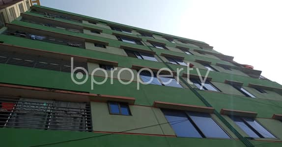 1 Bedroom Flat for Rent in 7 No. West Sholoshohor Ward, Chattogram - This 750 Square Feet Flat In Chasma Hill R/A, With A Convenient Price Is Up For Rent