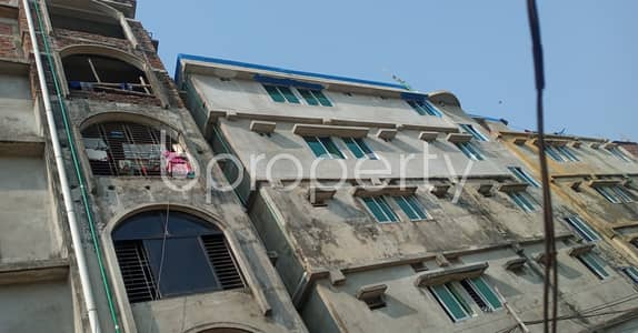 1 Bedroom Flat for Rent in Halishahar, Chattogram - When Location, And Convenience Is Your Priority This 460 Sq. Ft Flat Is For You In Bandartila .