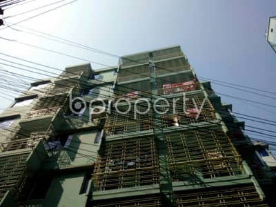 4 Bedroom Apartment for Rent in Kalachandpur, Dhaka - Grab Your New Home At This 1550 Sq Ft Flat For Rent In Kalachandpur