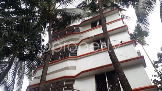 2 Bedroom Apartment for Rent in Halishahar, Chattogram - This 600 Square Feet Medium Size Apartment Ready For Rent At Halishahar