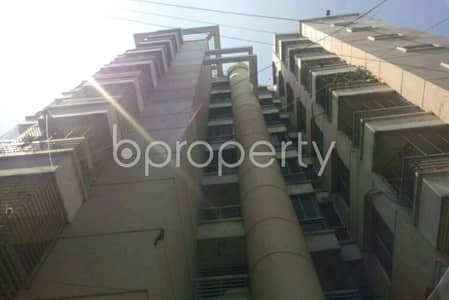3 Bedroom Apartment for Rent in Kalachandpur, Dhaka - 1200 Square Feet Large Flat Is To Rent Next To Kalachandpur School.