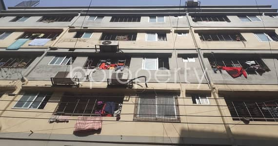 3 Bedroom Flat for Sale in Mirpur, Dhaka - Check This 1050 Sq. Ft Apartment Which Is Up For Sale At Janata Housing, Mirpur-1.