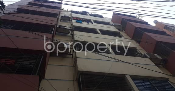 3 Bedroom Flat for Rent in Mohammadpur, Dhaka - Great Location! Check Out This 1650 Square Feet Flat For Rent In Mohammadpur Very Next To Al Amin Jama Masjid