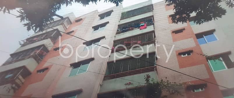 An Apartment Is Up For Rent In Bashabo, Near Madartek Abdul Aziz High School & College
