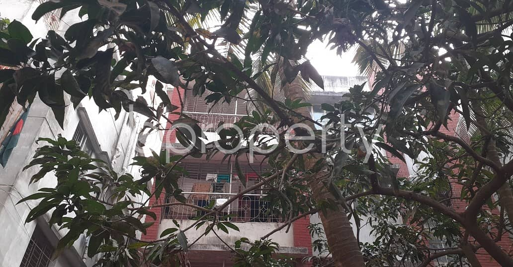 An Apartment Is Up For Rent In Mirpur, Near D Block Water Tank Mosque