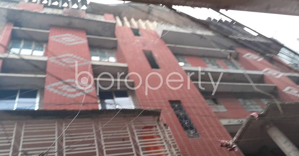 An Apartment Is Up For Rent In North Jatra Bari, Near Kutubkhali Puraton Jame Masjid