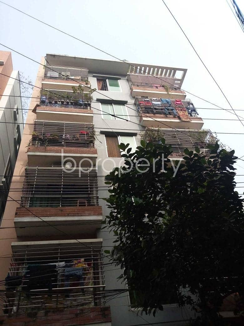 A 1600 Sq. Ft Apartment Is Up For Rent In Uttara , Near South Breeze School