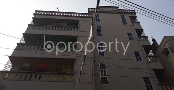 Check This Apartment Up For Rent At Bashabo Near Motijheel Model School and College