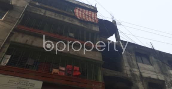 This Flat Up For Rent In Shekhertek Near Baitul Ahsan Jame Mosjid