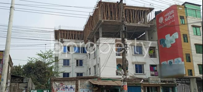 3 Bedroom Flat for Rent in 7 No. West Sholoshohor Ward, Chattogram - We Have A 1270 Sq. Ft Flat For You In Hamjarbag .