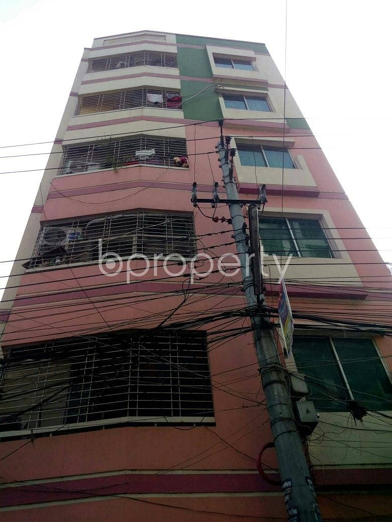 Near Sonali Bank Limited, A Flat For Rent In Kallyanpur