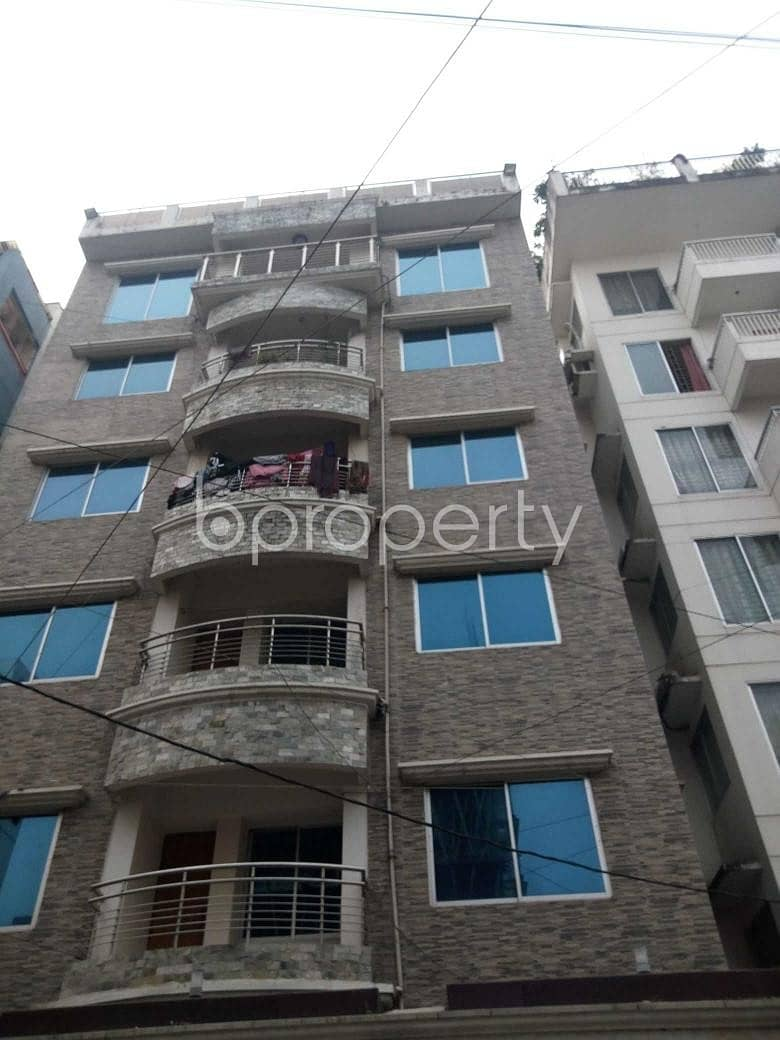 An Apartment Is Waiting For Rent At Uttara Nearby Milestone College
