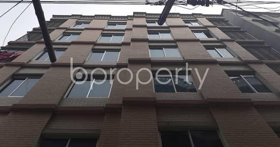 An Apartment Is Up For Rent In Ahmed Nagar, Near Ahmed Nagar Habuler Pukurpar Mosjid