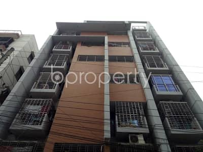 At Bashundhara R-A 1330 Square feet flat for Rent close to NSU