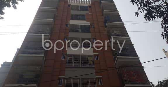 3 Bedroom Flat for Sale in Bashundhara R-A, Dhaka - Buy This Amazing 1190 Sq Ft Flat At Bashundhara