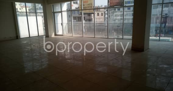 Floor for Rent in Mohammadpur, Dhaka - We Bring You A Spacious And Well Fitted 3500 Sq Ft Commercial Space For Rent In Bosila