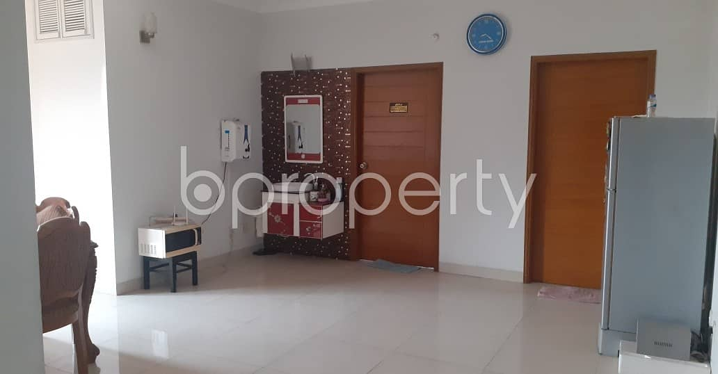 Be The Owner Of This 2450 Sq Ft Beautiful Flat Which Is Vacant Now For Sale At Gulshan 1